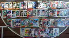 (198) Assorted Roger Clemens Trading Cards 1986-94 (55 different cards)