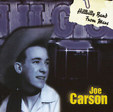 Hillbilly Band from Mars by Joe Carson (CD, Aug-2002, Bear Family Records...