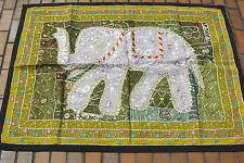 WAND-behang-teppich indien wall carpet ethno patch antik antiq inde elephant