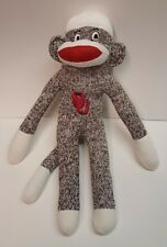 "University of Oklahoma - OU Sooners 18"" Sock Monkey"