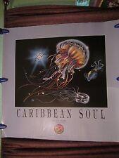 Caribbean Soul Poster, Jelly Mon