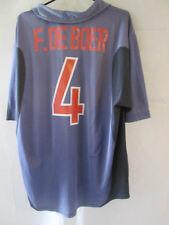 Holanda de Boer 2000-2002 Away camiseta de fútbol Tamaño Grande / 34781