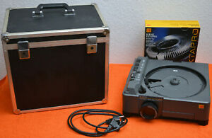 Kodak Ektapro 9000 Slide Projeltor 75-120mm f / 3,5 + Koffer + Diamagazin 80