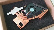 Disipador Sony VAIO Original Usado Pieza de repuesto: PN: 178794312 mod SZSLBZ