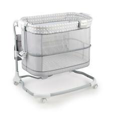 Baby Crib Bedside Bassinet 16 x 31 Mattress Adjustable Cradle Home Bedroom