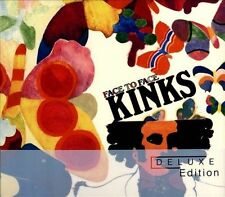 Face to Face [Deluxe Edition] [Digipak] by The Kinks (CD, Sep-2011, 2 Discs, Universal Distribution)