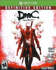 DmC: Devil May Cry - Definitive Edition - Microsoft Xbox One Game - Complete