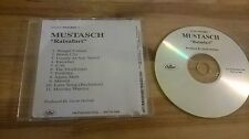 CD Pop Mustasch - Ratsafari (11 Song) Promo CAPITOL EMI sc