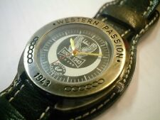 MONTRE COLLECTOR JOHNNY HALLYDAY-WESTERN PASSION -  Homme ou Femme