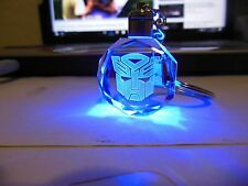 Transformers** Autobots **Keychain**( LED. Light )***Free  Shipping**