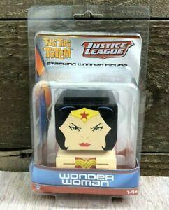 Wonder Woman Tiki Tiki Totem Justice League Stacking Wooden Figure