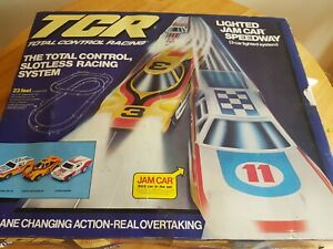 tcr total control racing Lighted jamcar speedway