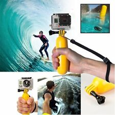 FLOATING Hand Grip Camera Handle Diving Buoyance Stick MOUNT Adapter for GoPro