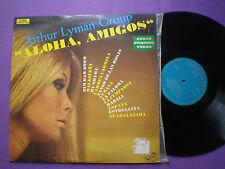 "ARTHUR LYMAN GROUP Aloha SPAIN LP 1972 Cool LATIN JAZZ DESCARGA ""CUMANA"" BREAKS"