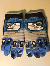 MX Handschuhe NoFear Beta L, 10, Enduro, Cross, MX, ATV, Classic, Vintage