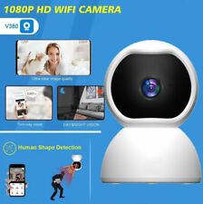 HD Nanny Monitor 1080P Camera WiFi Security Camera Night Vision Motion Detectio