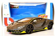 LAMBORGHINI CENTENARIO LP770-4 1:43 Model Diecast Models Die Cast Grey Car Toy