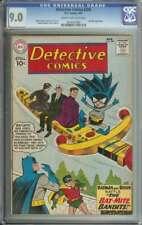 DETECTIVE COMICS #289 CGC 9.0 CR/OW PAGES // BAT-MITE APPEARANCE