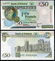 NORTHERN IRELAND 50 POUNDS 2004 P 81 UNC