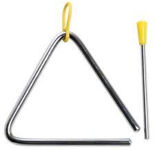 CASCHA HH 2004 Triangel mit Schlägel (Gummigriff)