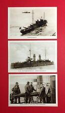 3 x Militär AK HOLLAND Kriegsmarine der Niederlande Torpedoboot    ( 46278