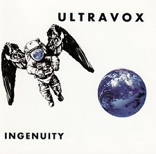 ULTRAVOX : INGENUITY / CD - TOP-ZUSTAND