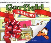 Garfield Treasury by Jim Davis