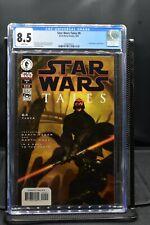 Star Wars Tales #9 CGC 8.5 Dark Horse 2001 Darth Vader vs Darth Maul Cover RARE