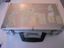 SILVER ALLUMINIUM CASE for Game Boy GAMES OR MISCELLANEOUS FUNCTION