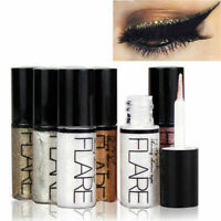 Waterproof Glitter Shimmer Metallic Eyeshadow Pigment Eye Shadow Long Lasting