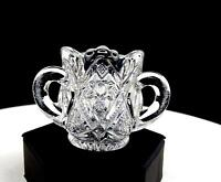 "EAPG US GLASS MINNESOTA LOVING CUP 2 3/8"" TOOTHPICK HOLDER 1898"