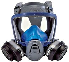 Respirator Full Face Mask Safety Dust Contaminant Chemical Pesticide Protection