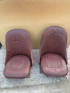 Front Seats For Austin Healey 100/4 BN1