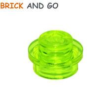 z-31 LEGO ® 1.000 pièces basic 1 x 1 plaque ronde transparent jaune #4073