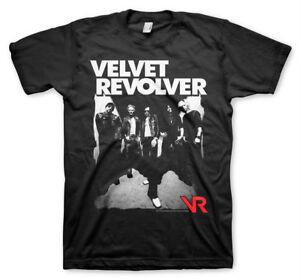 Officially Licensed Velvet Revolver Men's T-Shirt S-XXL Sizes
