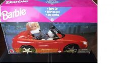Barbie Red Sports Car 1996 Collectable No 67532