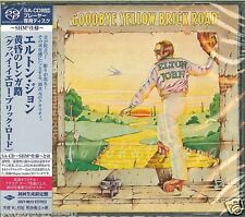 SHM SACD ELTON JOHN Goodbye Yellow Brick Road Limited Edition JAPAN ver.