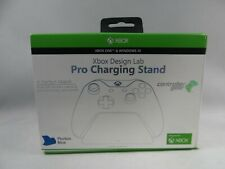 XBOX PRO CONTROLLER CHARGING STAND - Photon Blue *Battery Cover sold separately