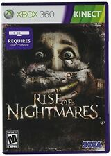 NEW - Rise of Nightmares - Xbox 360