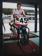 Photo Castrol Honda RC30 1998 #45 Colin Edwards (USA) WSB Assen Big
