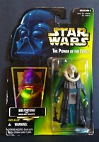 1996 Kenner Star Wars Power of the Force Bib Fortuna 3.75 Action Figure
