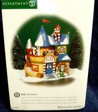 DEPARTMENT 56 ACME TOY FACTORY - NORTH POLE VILLAGE NO. 56729 Loony Tunes Cast