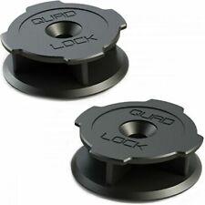 Quad Lock QLM-WAL-B Wall Mount Adhesive Dash Phone holder - Twin Pack