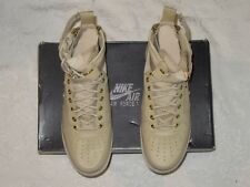 Nike SF AF1 Mid Air Force 1 Mushroom 917753 200 Men's US Size 11 Sneakers