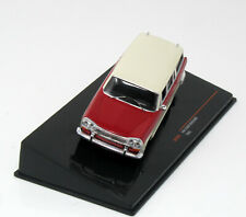 Modell 1:43 Fiat 2300 Familiare, hellbeige/rot, 1965 Ixo CLC155