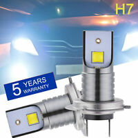 2PCS H7 LED Headlight Kit 110W 30000LM Car Driving Canbus Bulb High Power