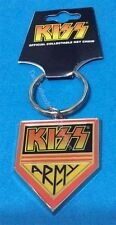 KISS ARMY COLLECTOR KEYCHAIN