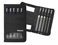 Nicholson Assorted 10 Inch File Set 5 Pieces NFS510