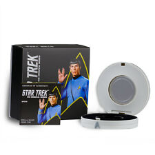 STAR TREK: THE ORIGINAL SERIES SPOCK 2015 1OZ SILVER PROOF COIN PF69 ULTRA CAMEO