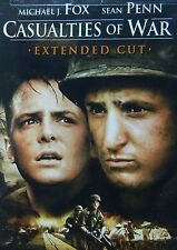 Brian De Palma's CASUALTIES of WAR (1989) Sean Penn Michael J.Fox John C.Reilly